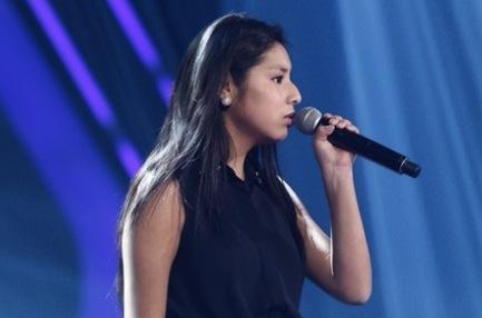 La Voix : Gabrielle Delorme-Grenier