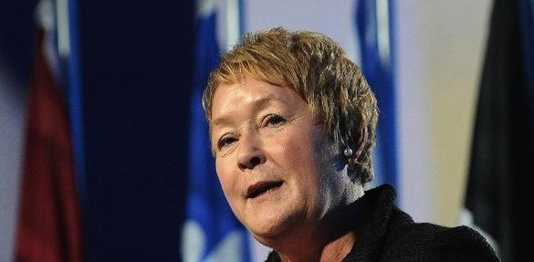 Pauline Marois : Des menaces de mort sur Internet