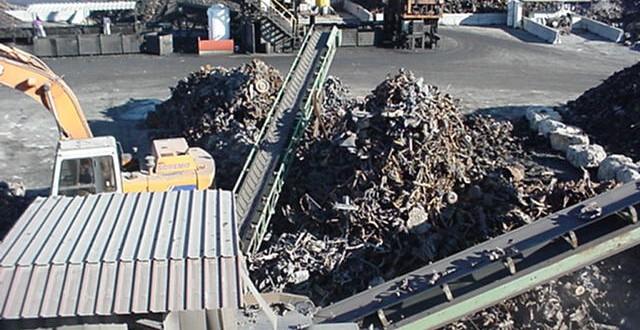 Montréal : un corps humain retrouvé dans un site de recyclage
