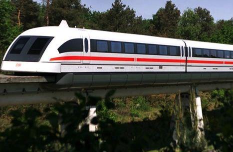 Train à Lévitation Magnétique : 3 milliards d'euros !
