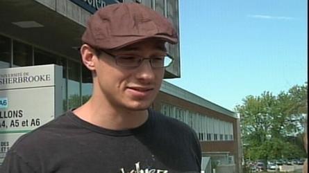 Un ancien étudiant de Sherbrooke écope d'une amende de 3765 $