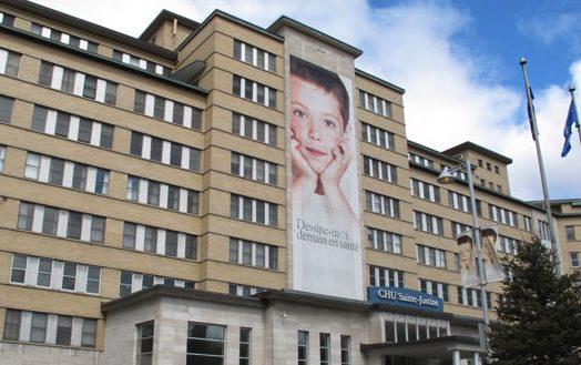 Des médecins et des hackers se donnent rendez-vous à l'hôpital Sainte-Justine