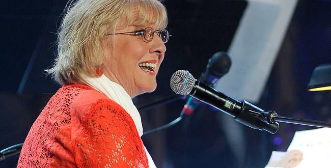 La chanteuse Angèle Arsenault n'est plus