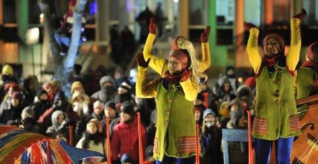 Premier défilé du Carnaval de Québec : Un retour en fanfares pour la Reine et les duchesses