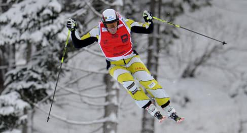 Ski Cross – Jeux Olympiques de Sotchi : Le Canadien Brady Leman rate le podium et se classe quatrième