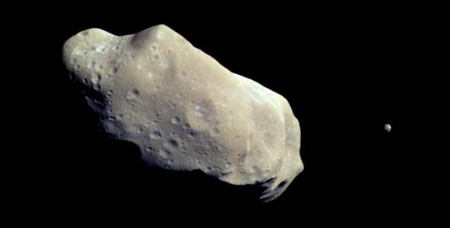 Désintégration d'un astéroïde jamais enregistrée auparavant