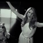 Miss Piggy et Céline Dion