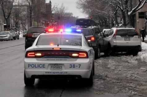 Montréal : Une fillette blessée au visage après avoir été happée par une voiture