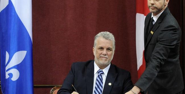 Philippe Couillard assume l'héritage de ses prédécesseurs à la tête du PLQ