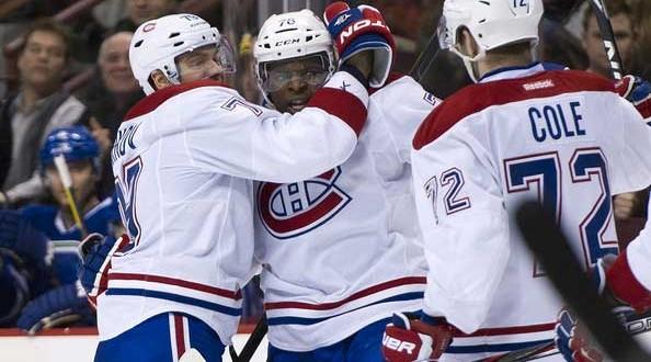 Une timide victoire du Canadien de Montréal face aux Sabres de Buffalo