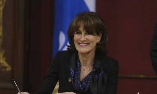 Charte de la laïcité : La ministre de l'immigration voudrait rétablir la réputation du Québec