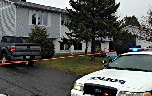 Décès suspect à Gatineau : La découverte d'un corps sans vie d'une quadragénaire
