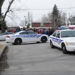 Ecole secondaire Georges-Vanier : Une fausse alerte à la bombe