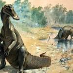 Fossile de dinosaure