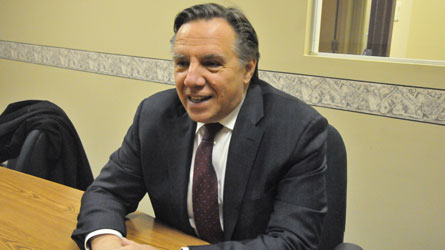 François Legault : La CAQ a réussi à faire entendre sa voix et ses idées