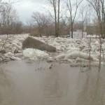 Inondations : Appel à la vigilance à Saint-Clet et à Carignan