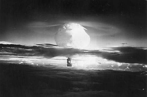 La bombe atomique de 1950 à Saint-André de Kamouraska