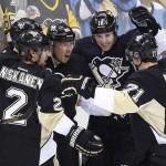 Les Penguins décrochent la victoire face aux Blue Jackets de Columbus 4-3