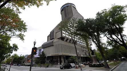L'hôtel Le Concorde acheté par un groupe d'investisseurs Québécois