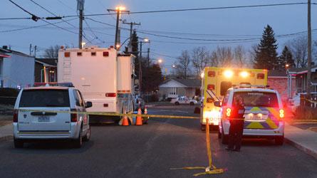 Longueuil : L'homme barricadé, enquêteur du SPVM, retrouvé mort