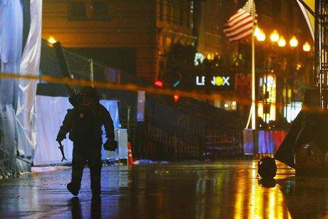 Marathon Boston : Deux sacs suspects explosés par les équipes de déminage