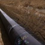 Projet Oléoduc Énergie Est : Une manifestation contre la construction d'un port pétrolier