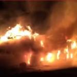 Saint-Paul-de-la-Croix - Une ferme victime des flammes : La perte de 75 vaches