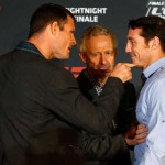 Ultimate Fighting Championship : Le face à face tant attendu entre Michael Bisping et Tim Kennedy
