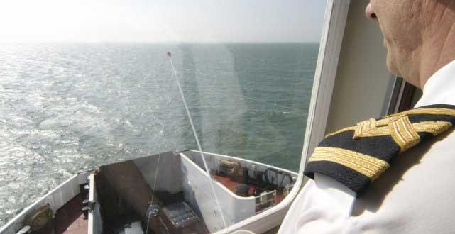 Un navire de produits chimiques s'échoue dans le fleuve Saint-Laurent