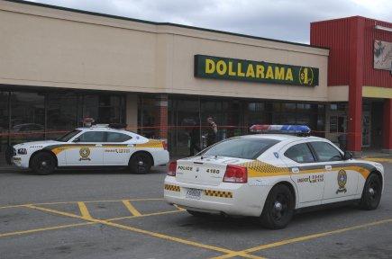 Vol et agression à Shawinigan : Deux personnes ligotées et deux braqueurs activement recherchés