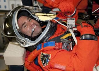 Gregory Chamitoff : Fairmount envoie des bagels dans l'espace