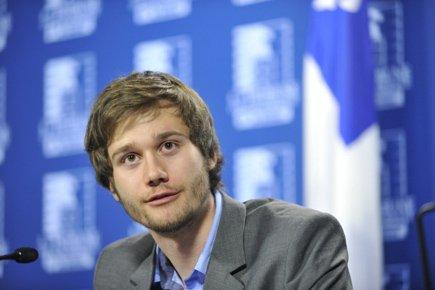 Léo Bureau-Blouin sera candidat à la présidence de l'aile jeunesse du Parti québécois