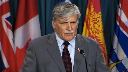 Le Sénateur Roméo Dallaire démissionne pour se consacrer à ses missions humanitaires à l'international