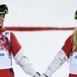 Les sœurs Dufour-Lapointe : Déchausser les skis pour une séance de doublage pour Walt Disney