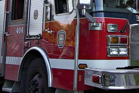 Otterburn Park : Un incendie a causé le décès d'une personne