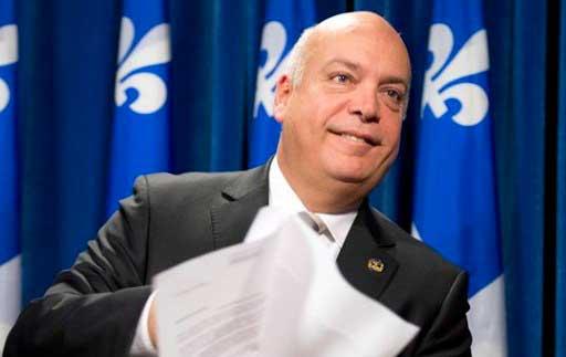 Pont Champlain : Robert Poëti reste confiant pour trouver des compromis avec le gouvernement fédéral