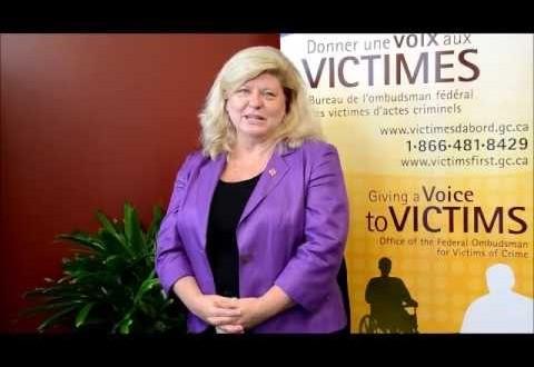 Projet de loi C-32 : L'ombudsman appuie la charte des droits des victimes