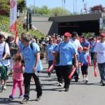 Sclérose en plaques : La 20e édition de la Marche de l'espoir s'est soldée par la collecte de 1 290 000 dollars