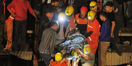 Turquie : L'explosion d'une mine de charbon cause le décès de 205 personnes