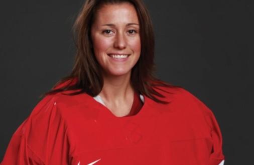 Charline Labonté : La hockeyeuse parle de son homosexualité