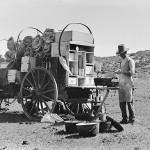 Chuckwagon : Charles Goodnight a introduit le système en 1866