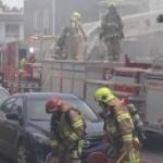 Deux incendies enregistrés ce dimanche Personne n'a été blessée