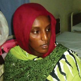 La soudanaise Meriam Yahia Ibrahim est désormais libre