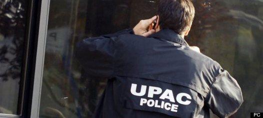 Les bureaux du PLQ perquisitionnés par l'UPAQ
