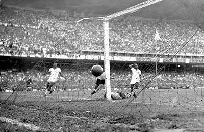 Maracanazo : En 1950, les Brésiliens ont perdu la coupe du monde
