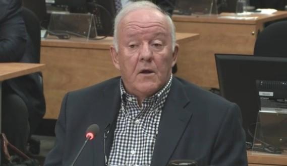 Marc-Yvan Côté devant la Commission Charbonneau