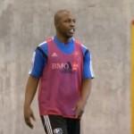 Nelson Rivas ne fait plus partie de la formation de l'Impact de Montréal