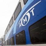 Train de l'Est Lancement des essais sur le segment Nord de la ligne de Mascouche