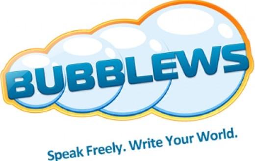 Bubblews : Le nouveau réseau social partagera ses revenus publicitaires avec les internautes