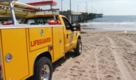 Foudre sur une plage à Los Angeles : Un mort et plusieurs blessés